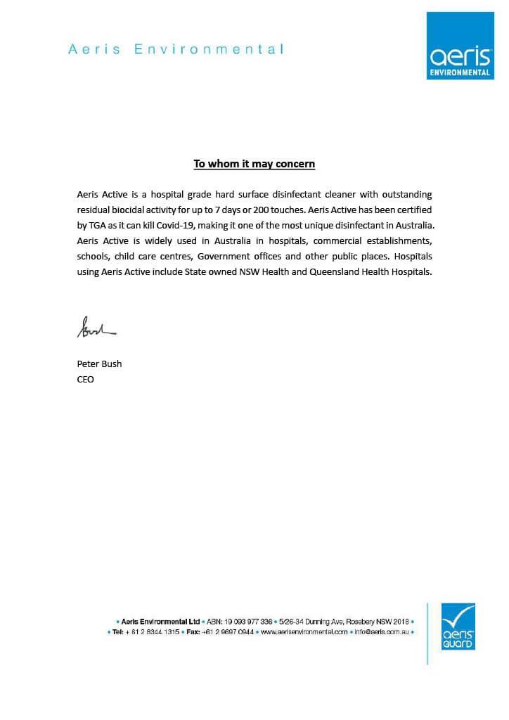 澳洲政府藥物管理局, TGA認證