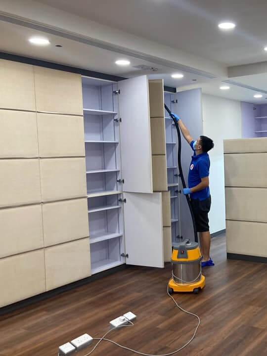 中環-辦公室-裝修後清潔-滅蟲